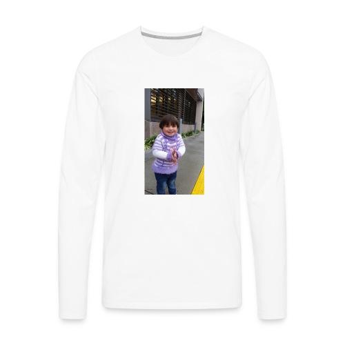 zeze - Men's Premium Long Sleeve T-Shirt