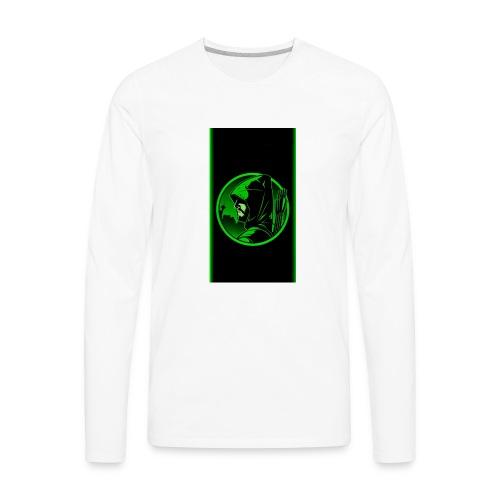 Arrow tank top - Men's Premium Long Sleeve T-Shirt