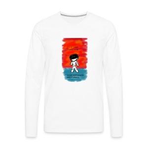 Digiorno Nintonde - Men's Premium Long Sleeve T-Shirt