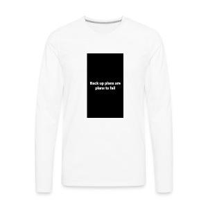 IMG 20171130 140806 543 - Men's Premium Long Sleeve T-Shirt