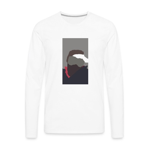 Up to snow good - Men's Premium Long Sleeve T-Shirt