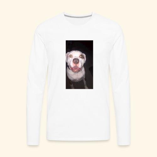 Drool - Men's Premium Long Sleeve T-Shirt