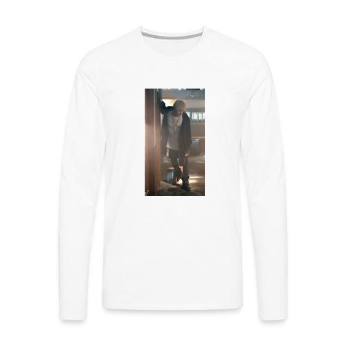 Agust D - Men's Premium Long Sleeve T-Shirt