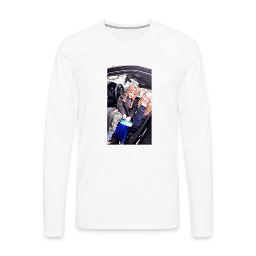 A881A053 E37B 4F1D 88BB 495A2ACBC3E1 - Men's Premium Long Sleeve T-Shirt