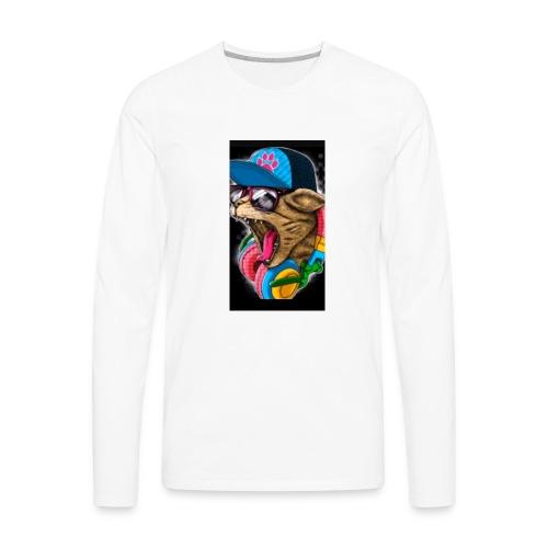 1283 - Men's Premium Long Sleeve T-Shirt