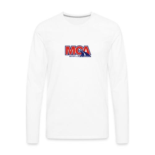 MCA GEAR - Men's Premium Long Sleeve T-Shirt