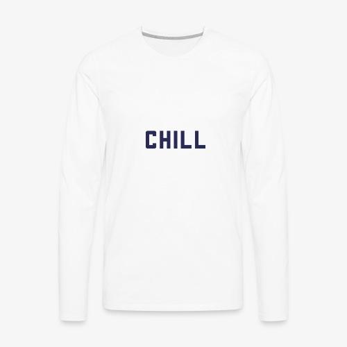 99f1790a7bf7255cc14983cd69c73bcf - Men's Premium Long Sleeve T-Shirt