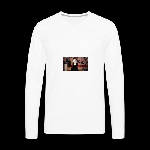 Grim - Men's Premium Long Sleeve T-Shirt
