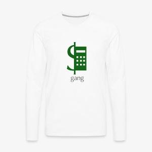 gang - Men's Premium Long Sleeve T-Shirt