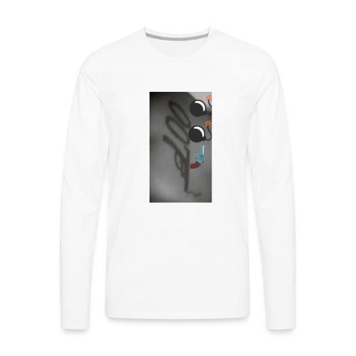007 - Men's Premium Long Sleeve T-Shirt
