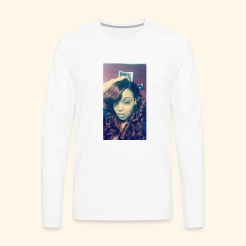 Lacrecia - Men's Premium Long Sleeve T-Shirt