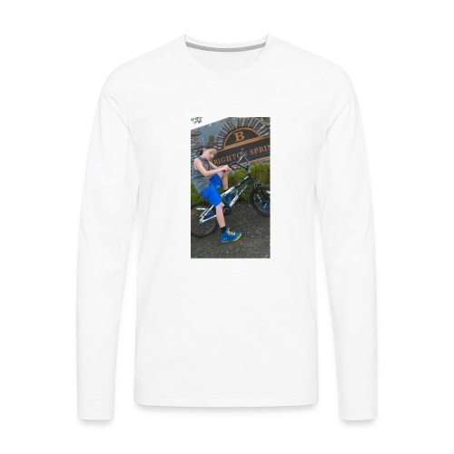T riders merch.... - Men's Premium Long Sleeve T-Shirt