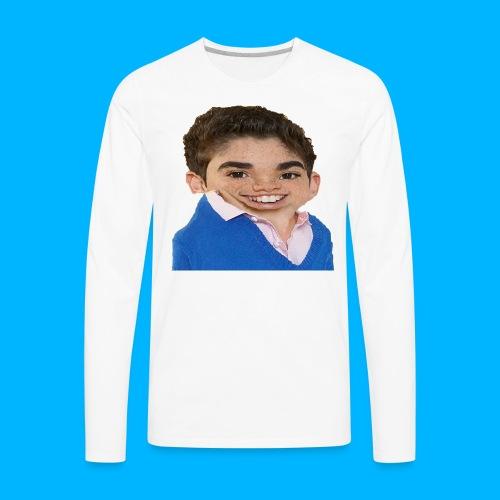 Happy Stuff Tee - Men's Premium Long Sleeve T-Shirt