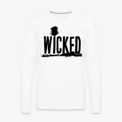 Wicked Rose - Men's Premium Long Sleeve T-Shirt