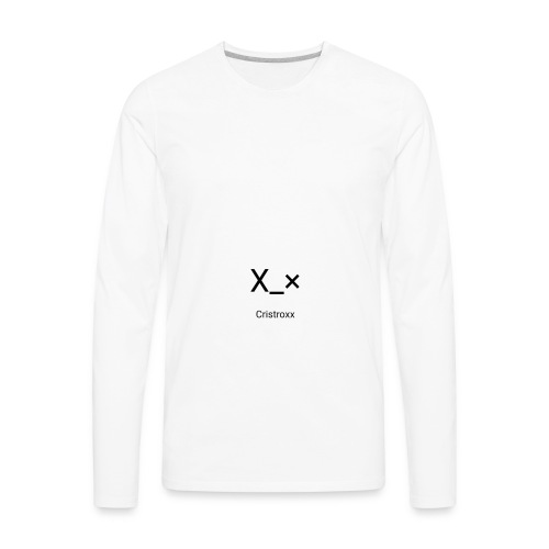 Cristroxx Tees - Men's Premium Long Sleeve T-Shirt