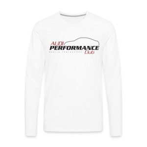Audi Cars - Men's Premium Long Sleeve T-Shirt