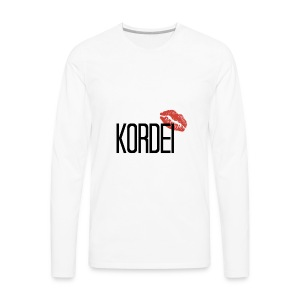 KORDEI - Men's Premium Long Sleeve T-Shirt