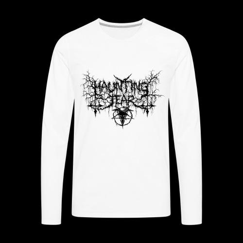 Logo Black Goat - Men's Premium Long Sleeve T-Shirt