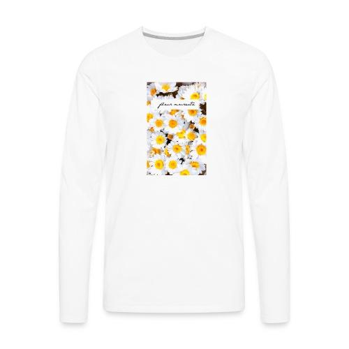 Daisy Days - Men's Premium Long Sleeve T-Shirt
