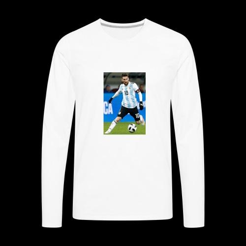 messi - Men's Premium Long Sleeve T-Shirt