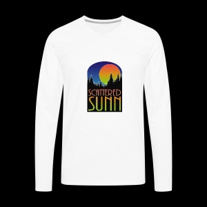 SUNN color - Men's Premium Long Sleeve T-Shirt