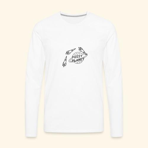 Planet - Men's Premium Long Sleeve T-Shirt