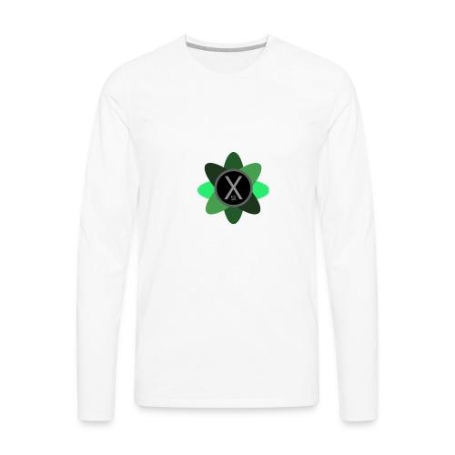 XSimple New Logo - Men's Premium Long Sleeve T-Shirt