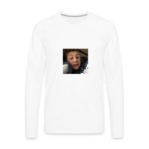 Casual Teen - Men's Premium Long Sleeve T-Shirt