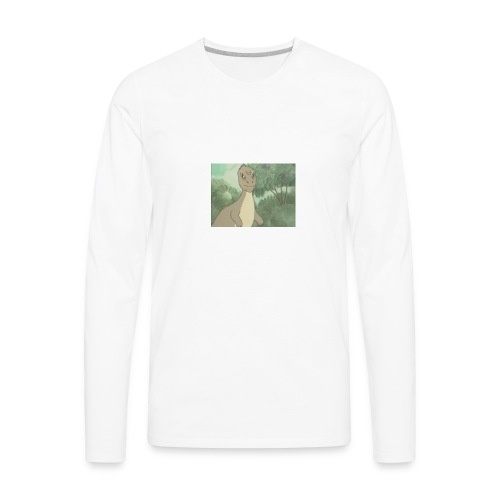 Yee - Men's Premium Long Sleeve T-Shirt