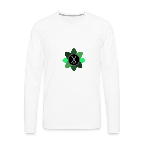 XSimple New Logo - Men's Premium Long Sleeve T-Shirt