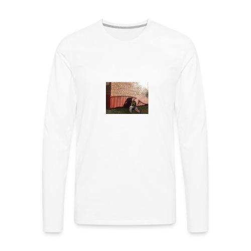 NattyB Merchendise - Men's Premium Long Sleeve T-Shirt