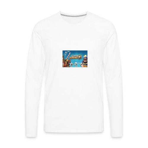 clash-royale - Men's Premium Long Sleeve T-Shirt