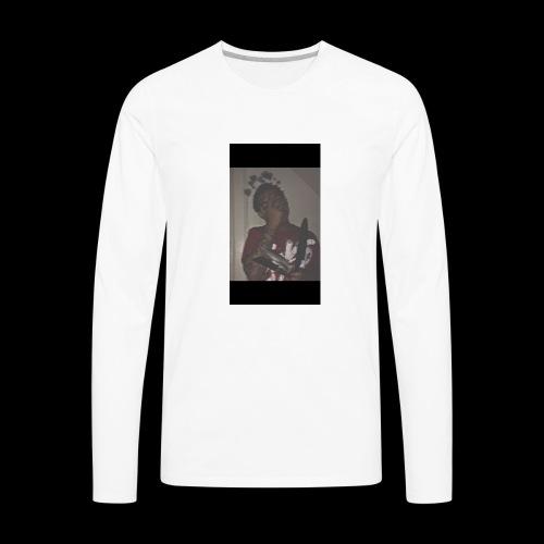 PurposeTheBoy - Men's Premium Long Sleeve T-Shirt