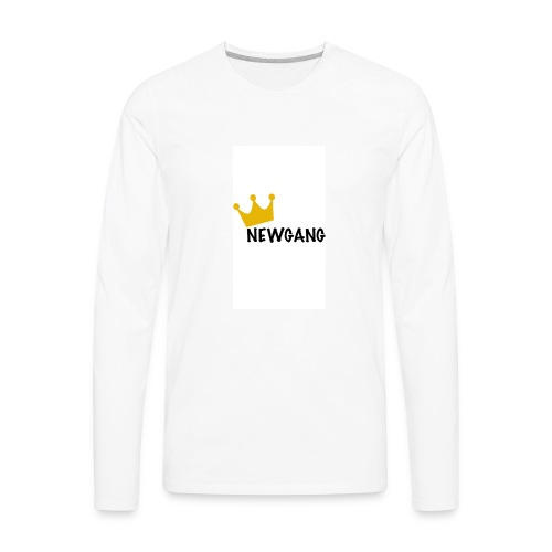 Dalton - Men's Premium Long Sleeve T-Shirt