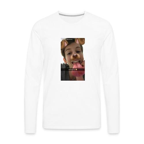 IMG 1526 - T-shirt Premium à manches longues pour hommes