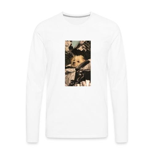 Rocky R - Men's Premium Long Sleeve T-Shirt