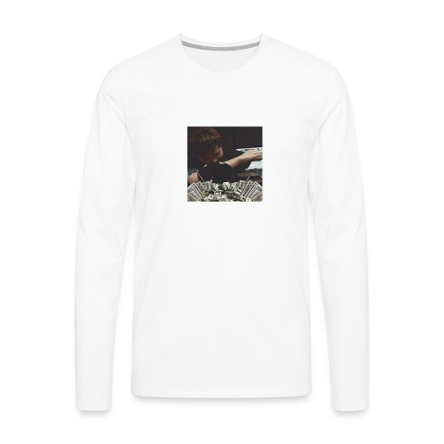p r o t o o l s (EXCLUSIVE LAUNCH EDITION) - Men's Premium Long Sleeve T-Shirt