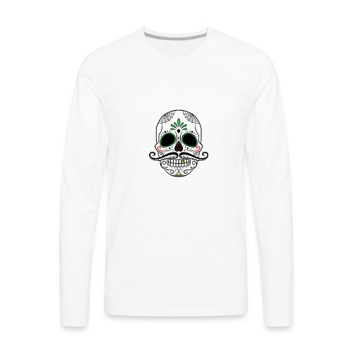 day of the dead 2177235 960 720 - Men's Premium Long Sleeve T-Shirt