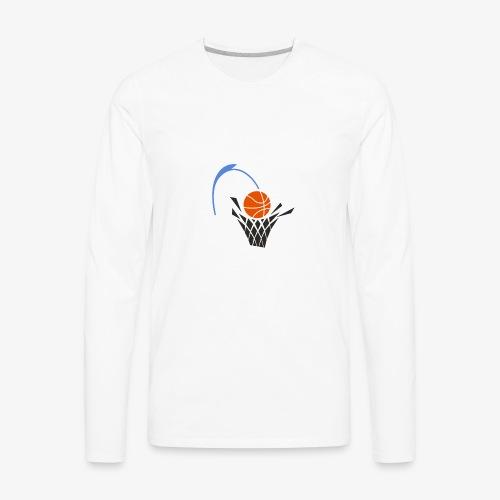 HOOP - Men's Premium Long Sleeve T-Shirt