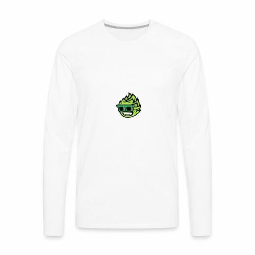 IT IS LIT - Men's Premium Long Sleeve T-Shirt