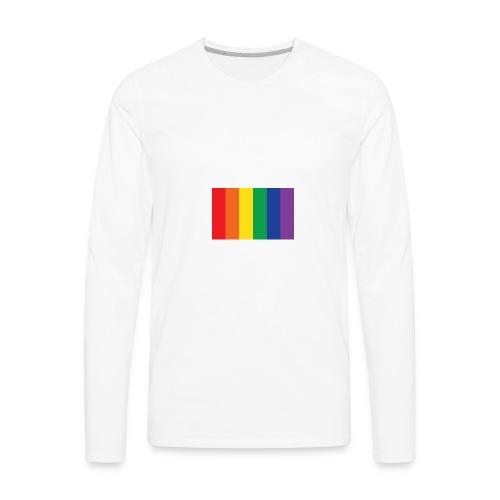 RAINBOW-625x390 - Men's Premium Long Sleeve T-Shirt