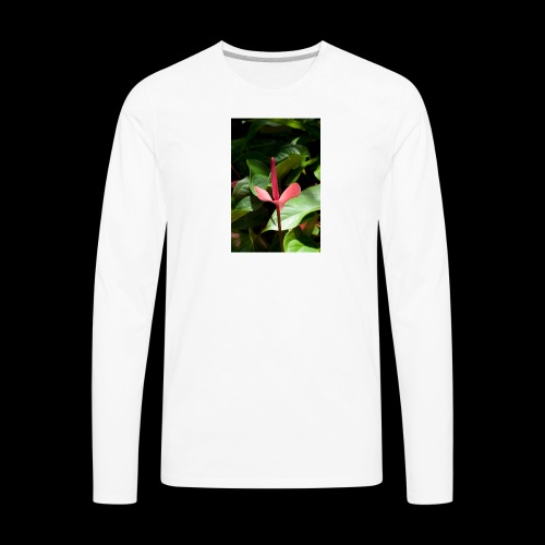 Claudia 0138 - Men's Premium Long Sleeve T-Shirt