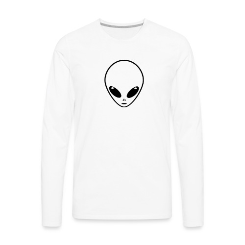 alien - Men's Premium Long Sleeve T-Shirt