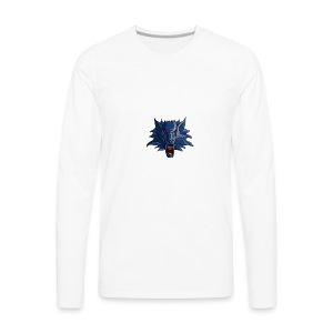 Limited edition wolf - Men's Premium Long Sleeve T-Shirt