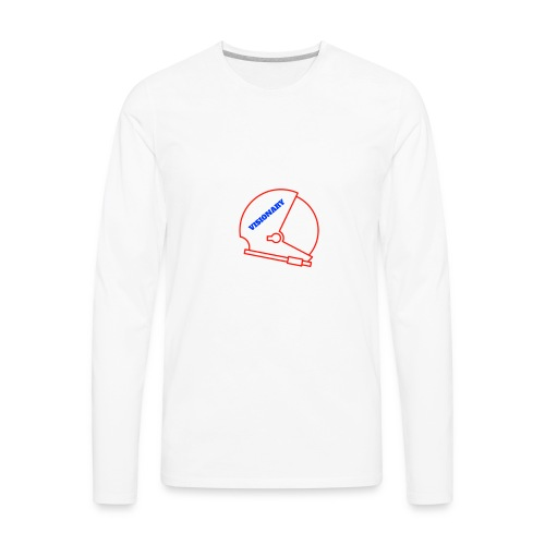 Astronaut - Men's Premium Long Sleeve T-Shirt