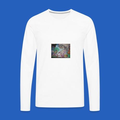 dtgs - Men's Premium Long Sleeve T-Shirt