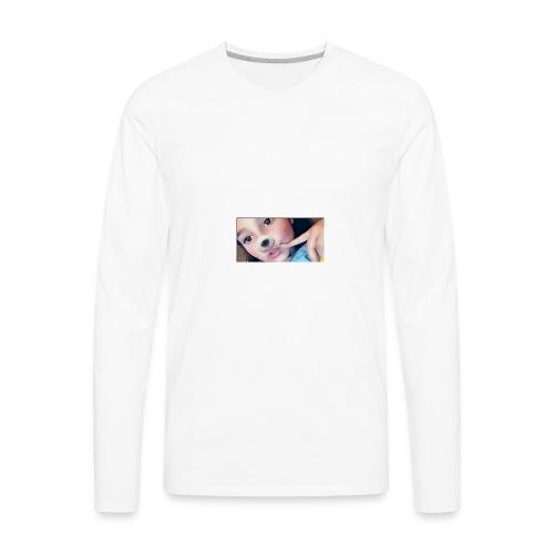 bina shirt - Men's Premium Long Sleeve T-Shirt