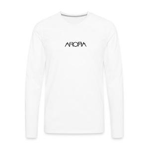 The Arora Collection - Men's Premium Long Sleeve T-Shirt
