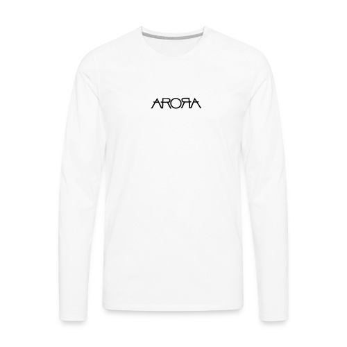 The Arora Collection - Men's Premium Long Sleeve T-Shirt
