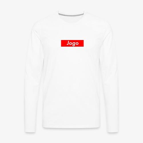 Jogo Supreme - Men's Premium Long Sleeve T-Shirt
